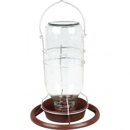 Vogelvoerbak Mijnlamp