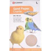 Zandpapier 7 stuks 28 x 46 cm