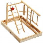Vogel Speelgoed Playpoint - Hout - 35X25X27 Cm